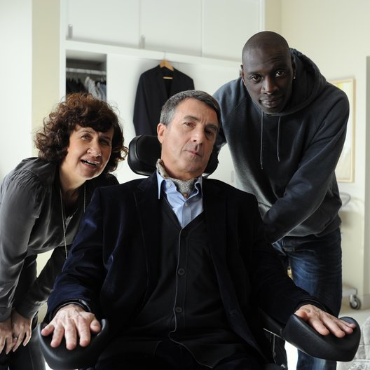 Ziemlich beste Freunde / Anne Le Ny / Intouchables / François Cluzet / Omar Sy