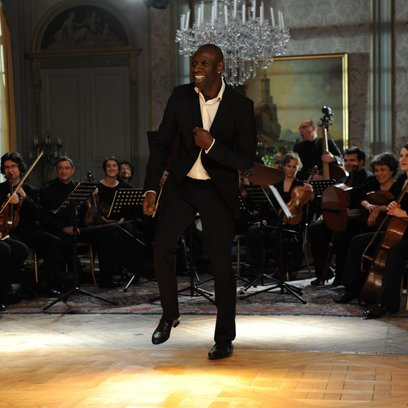 Ziemlich beste Freunde / Intouchables / Omar Sy Poster