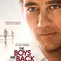 Boys Are Back, The Poster