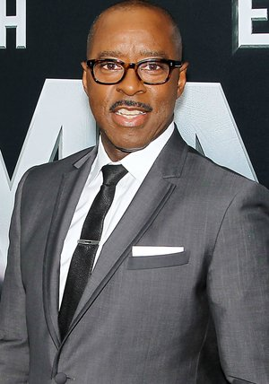 Courtney B. Vance Poster