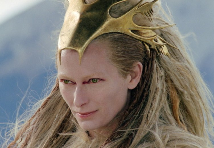 "Tilda Swinton in ""Die Chroniken von Narnia: © Buena Vista"