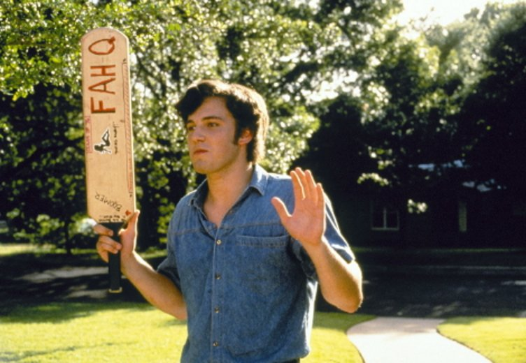 "Ben Affleck in ""Dazed and Confused"" © ZDF/Gabor Szitanyi"