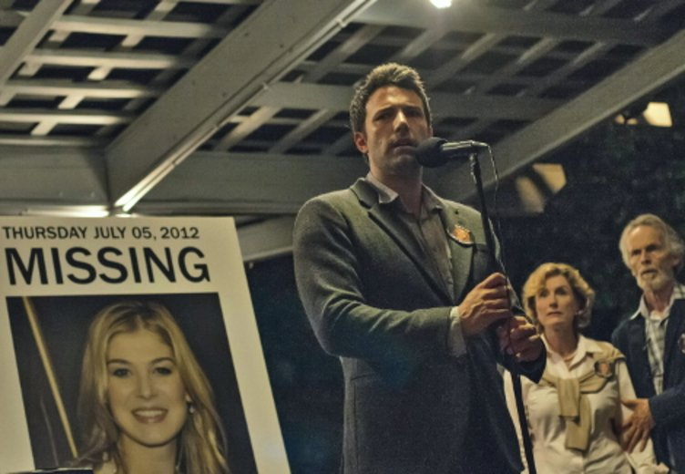 "Im Kreuzfeuer der Medien: Ben Affleck in ""Gone Girl (2015) © Fox"