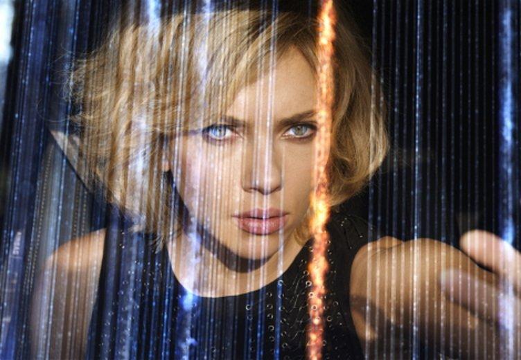"""Scarlett Johansson in """"Lucy"""" (2014) © Universal"""