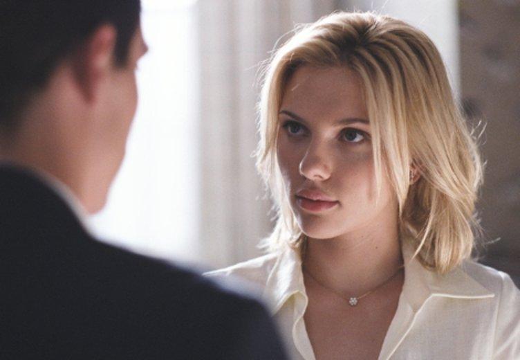 """Scarlett Johansson als erfolglose Schauspielerin in """"Match Point"""" © Prokino (Fox)"""