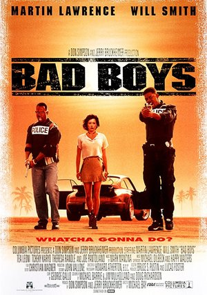 Harte Jungs – Bad Boys Poster