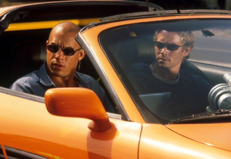 Vin Diesel und Paul Walker in dem ersten Teil der Auto-Reihe © UIP