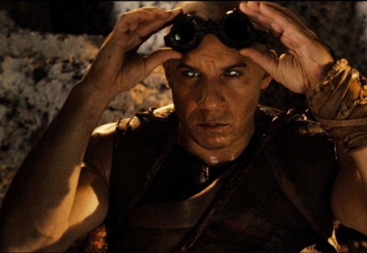 """Vin Diesel kehrt 2013 als """"Riddick"""" zurück © Universum Film"""