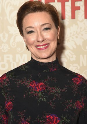 Molly Parker Poster