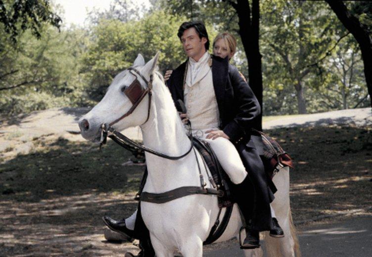 """Hugh Jackman ungewohnt romantisch in """"Kate & Leopold""""(2011) © Fox"""