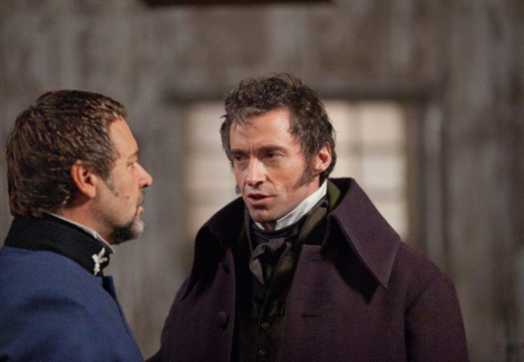 Hugh Jackman im Oscar-Erfolg Les Misérables (2012) © Universal
