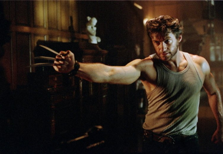 "Hugh Jackmans zweiter Auftritt als Wolverine in ""X-Men 2"" (2003) © 20th Century Fox"