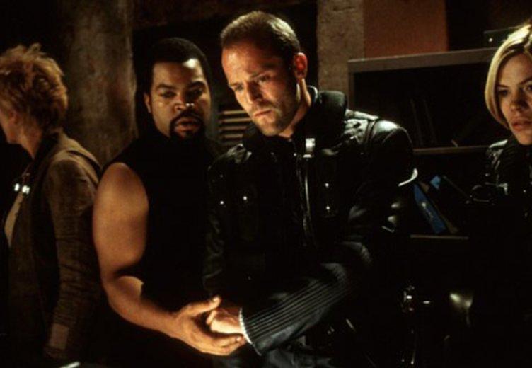 Jason Statham in eienr ersten, eher trashigen Rolle in John Carpenter's Ghosts of Mars (2001) © Columbia TriStar