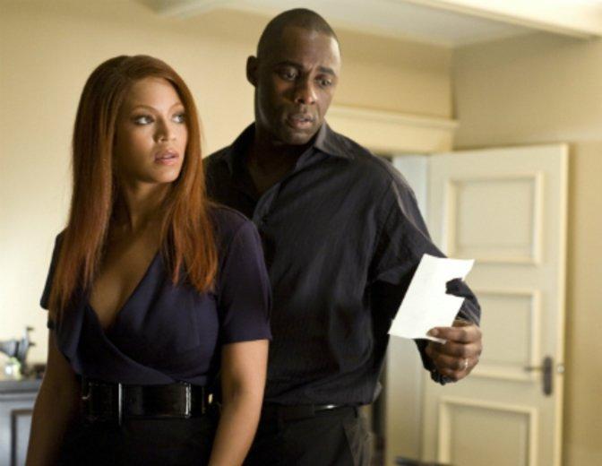 "Mit Beyoncé als Ehefrau im Thriller ""Obsessed"" © Sony Pictures"