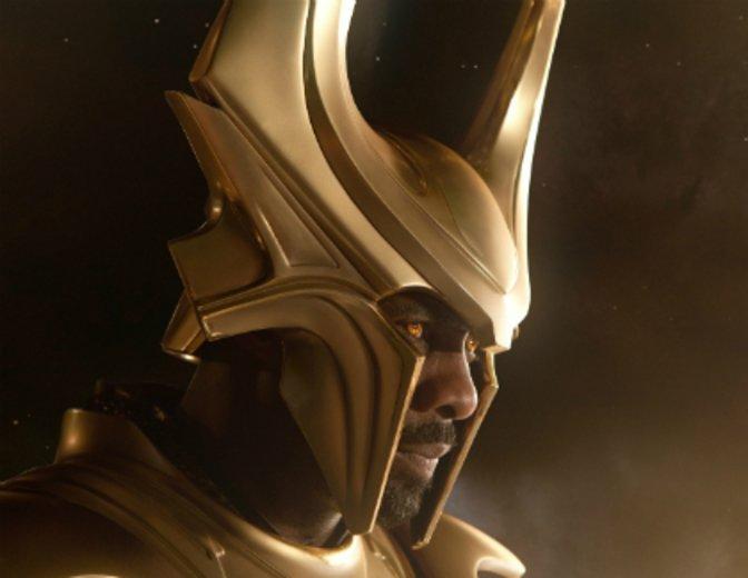 """Für Marvel's """"Thor""""-Reihe schützt er als Heimdall Asgaard © Paramount Pictures"""