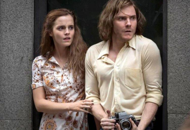 "Daniel Brühl und Emma Watson in ""Colonia Dignidad"" (2015) © Majestic-Filmverleih"