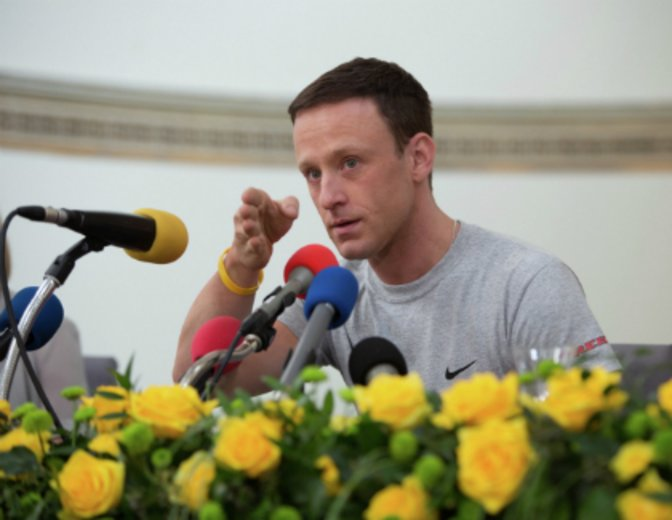 "Im Biopic ""The Program"" verkörpert er Radsportler Lance Armstrong © Studiocanal"