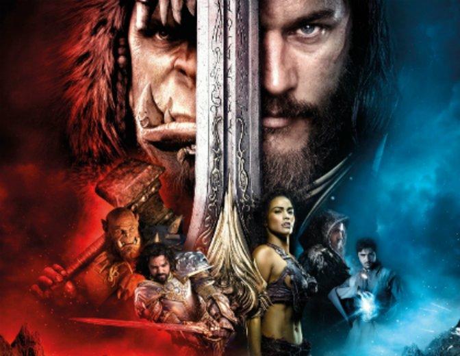 """Als Magier Medivh ist er in """"Warcraft"""" zu sehen © Universal"""