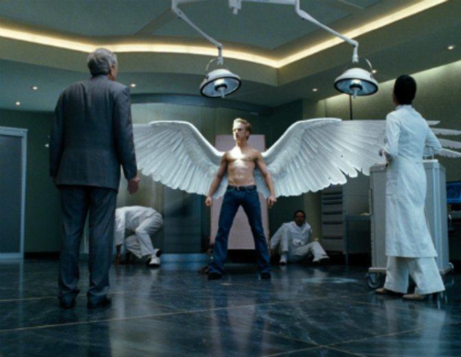 """Als Mutant Angel in """"X-Men: Der letzte Widerstand"""" © Fox"""