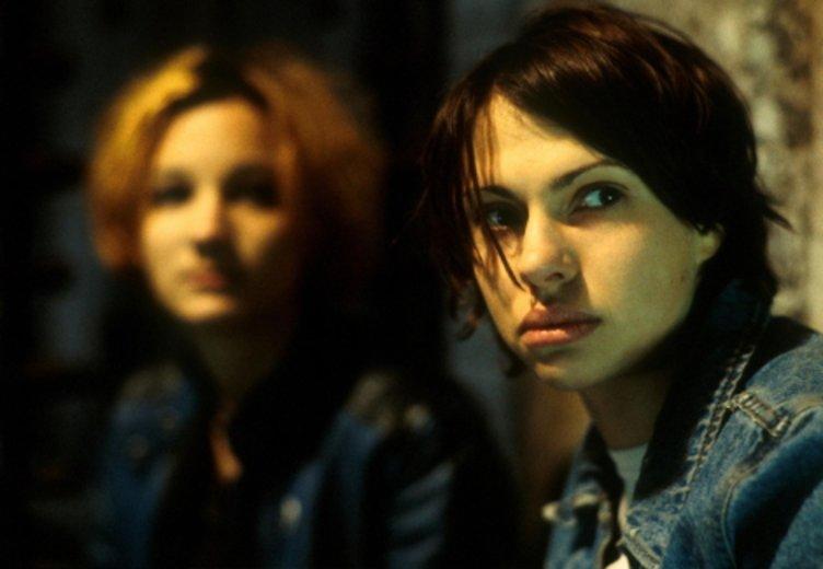 """Jana Palleske im deutschen Independent-Film """"engel+joe"""" (2001) © Prokino"""