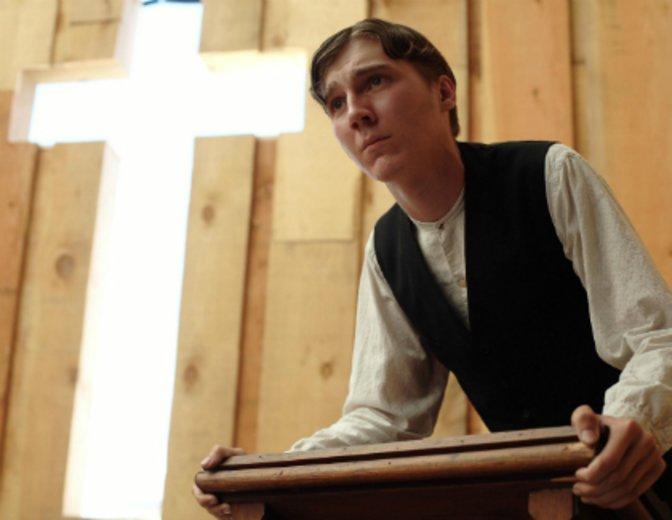 """In einer Doppelrolle ist er als Widersacher von Daniel Day-Lewis in """"There Will Be Blood"""" zu sehen © Buena Vista"""