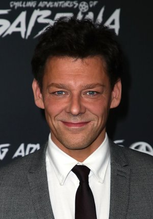 Richard Coyle Poster