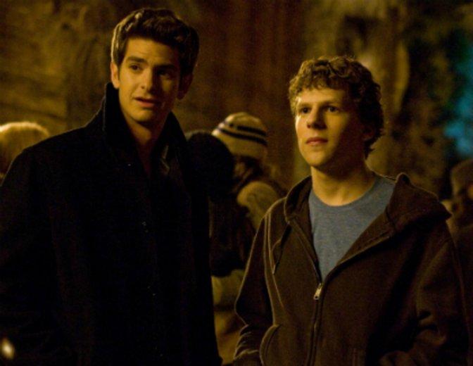 """Als Mark Zuckerberg sorgt er in """"The Social Network"""" 2010 auf den Kinoleinwänden für Furore © Sony Pictures"""