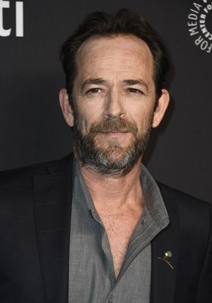 Luke Perry Poster