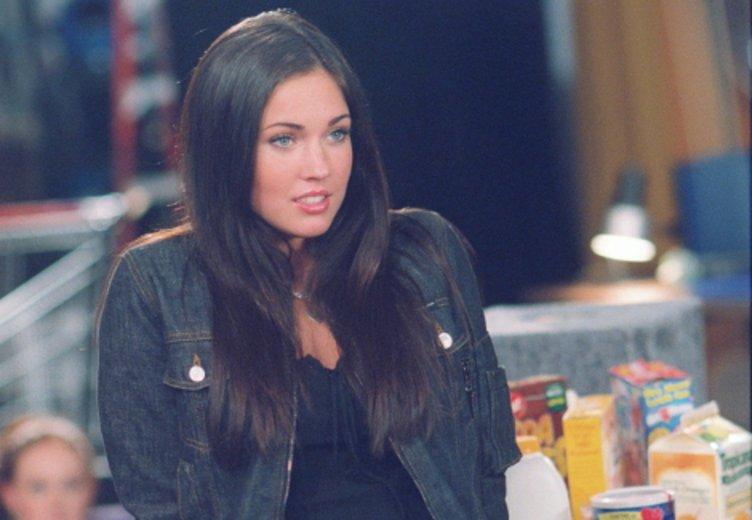 Megan Fox in ihrer ersten großen Rolle in Bekenntnisse einer Highschool Diva © Buena Vista