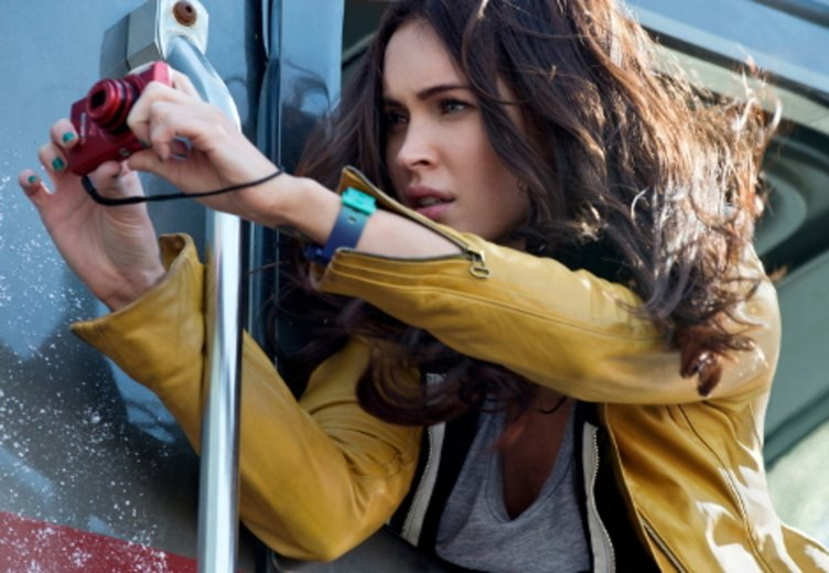 Megan Fox in Teenage Mutant Ninja Turtles © Paramount
