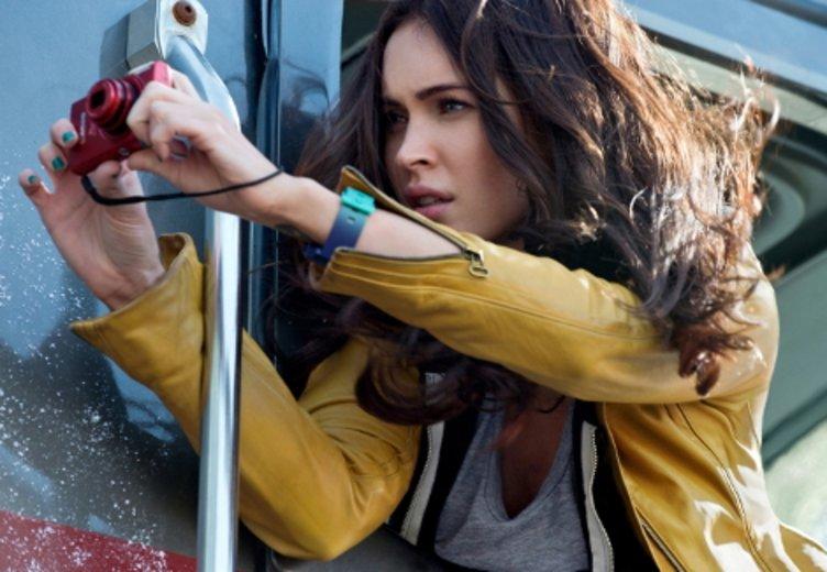 Megan Fox in Teenage Mutant Ninja Turtles © Paramount