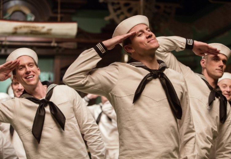 """Channing Tatum in """"Hail, Caesar!"""" © Universal"""