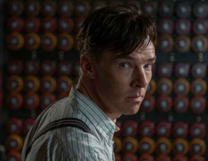 "Als genialer Mathematiker Alan Turning in ""The Imitation Game"" © SquareOne (DCM)"