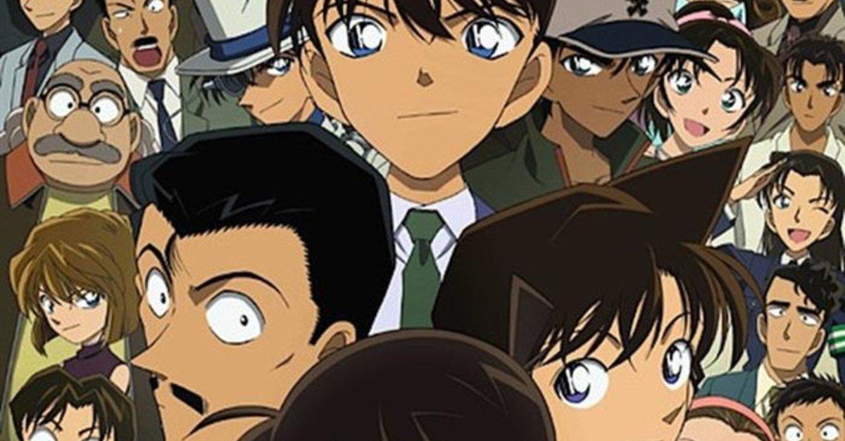 Detektiv Conan Filme Stream Burning Series