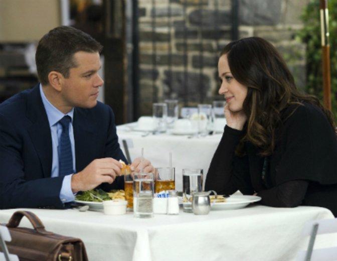 """Verdreht Matt Damon in """"Der Plan"""" gehörig den Kopf. © Universal"""