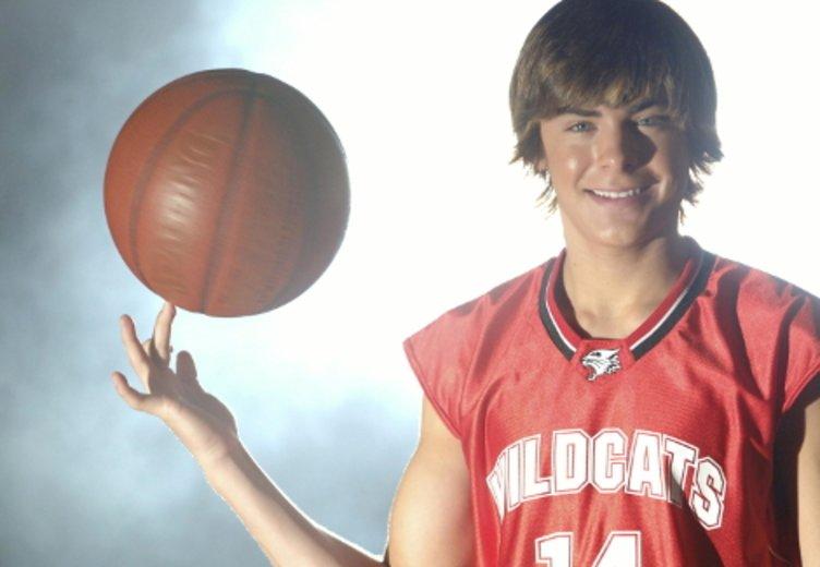 """Mit """"High School Musical"""" (2006) wurde Zac Efron zum Mädchenschwarm. © Disney"""