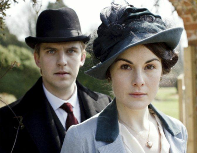 """Der Durchbruch gelang Dan Stevens an der Seite von Michelle Dockery in """"Downton Abbey"""" © ITV / Universal"""