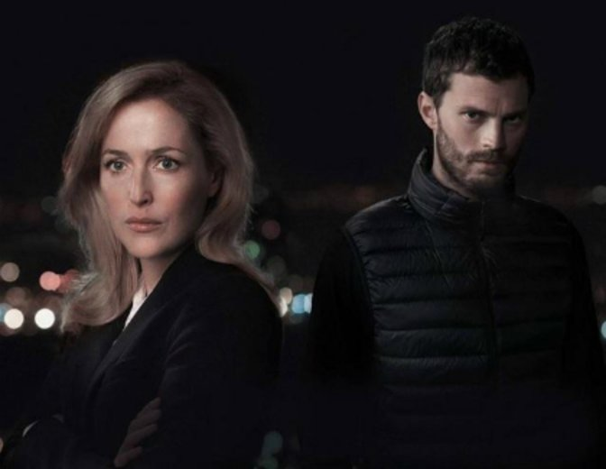 """Gefeiert von den Kritikern an der Seite Gillian Anderson in """"The Fall"""" © BBC"""