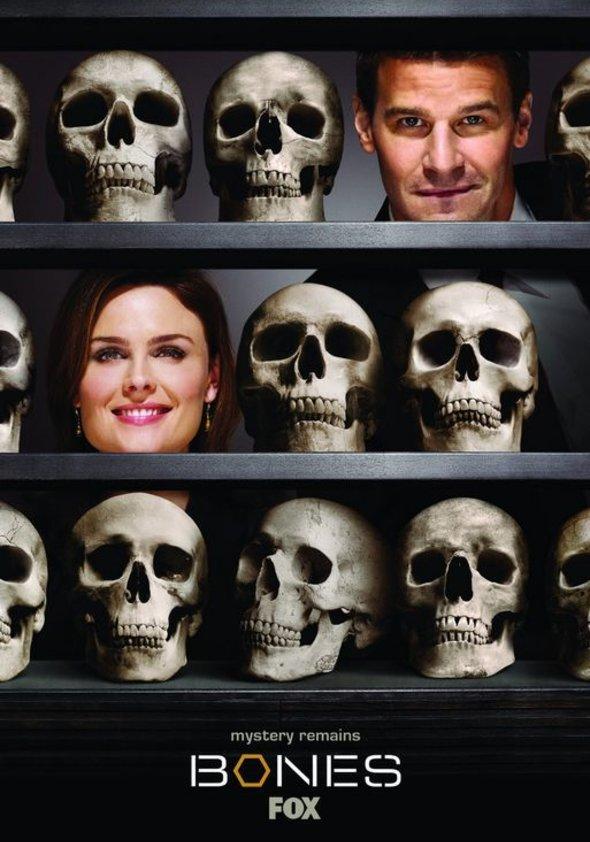 Bones - Die Knochenjägerin Poster