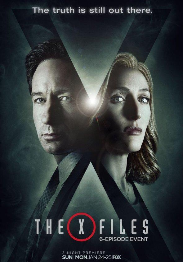 Akte X: Die Unheimlichen Fälle des FBI Poster