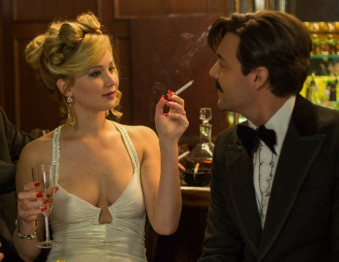 "In ""American Hustle"" verdreht er Jennifer Lawrence den Kopf © Universal"