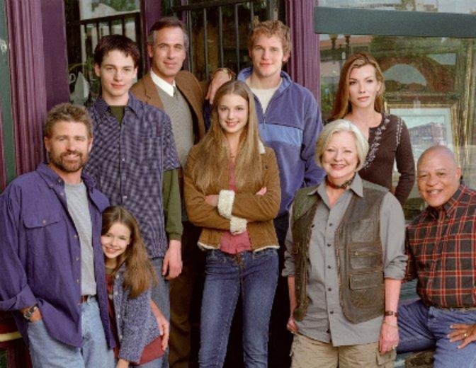 """Seine erste TV-Rolle erhielt er in """"Everwood"""" © Warner"""