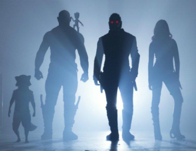 Die Guardians starten zur Erde! © Walt Disney