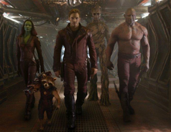 """Gemeinsam mit den """"Guardians of the Galaxy"""" sorgt er für Recht und Ordnung © Walt Disney"""