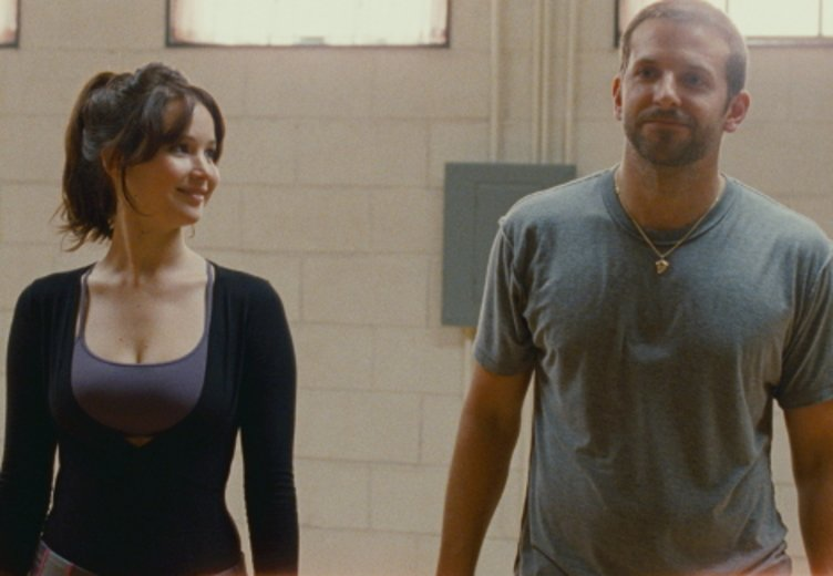 "Jennifer Lawrence und Bradley Cooper in ""Silver Linings Playbook/"" (2012) © Senator Film Verleih"