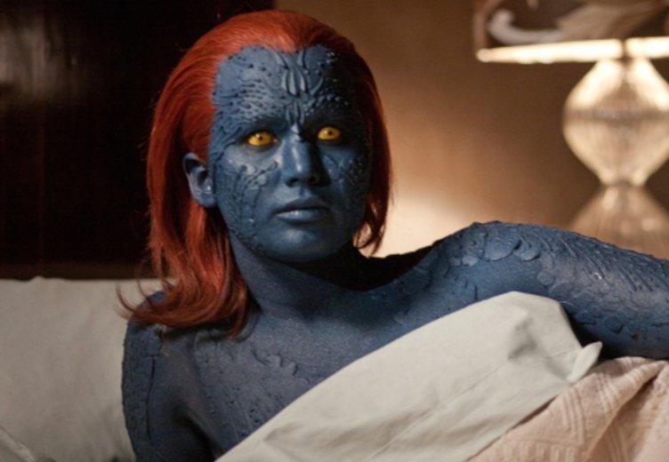 "Jennifer Lawrence in ""X-Men: Erste Entscheidung"" (2011) © Fox"