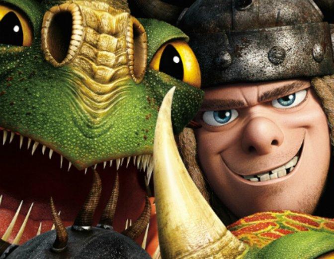 """Als Taffnuss sorgt er für jede Menge Chaos in der """"Dragons""""-Reihe © DreamWorks"""