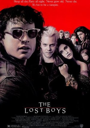 The Lost Boys / The Lost Boys: The Tribe Poster