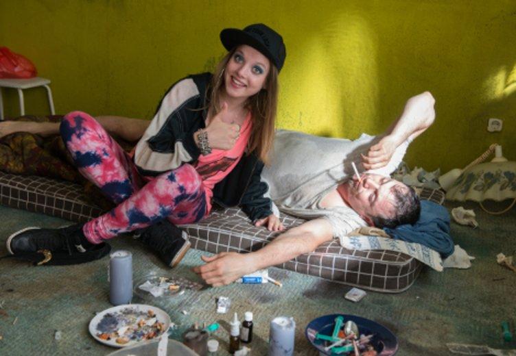 "Jella Haase in ""Fack ju-Göhte"" (2013 © Constantin Film"