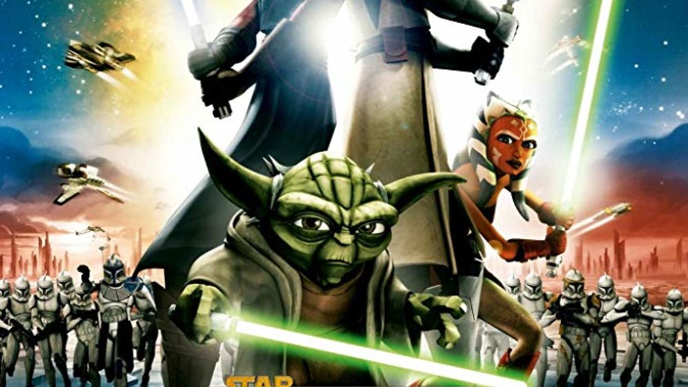 Star Wars The Clone Wars Film Stream German